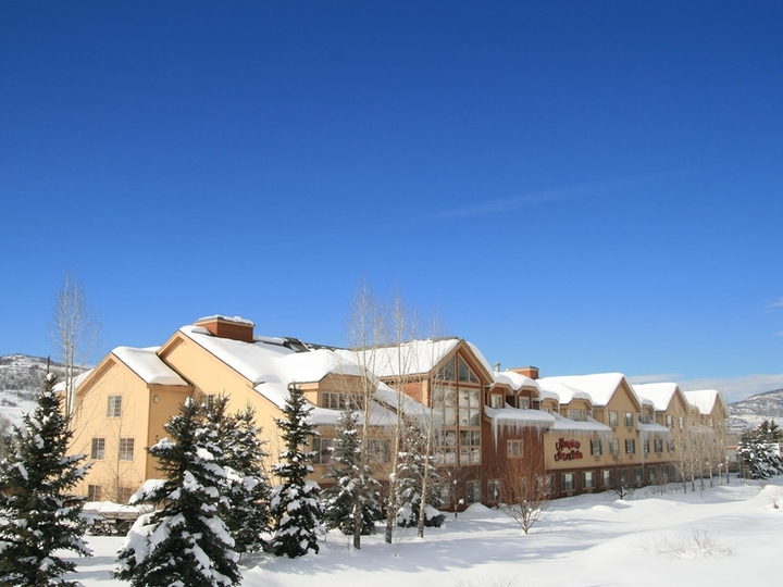 Hampton Inn   Suites Steamboat Springs CO