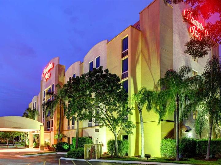 Hampton Inn FtLauderdale Pembroke Pines Weston