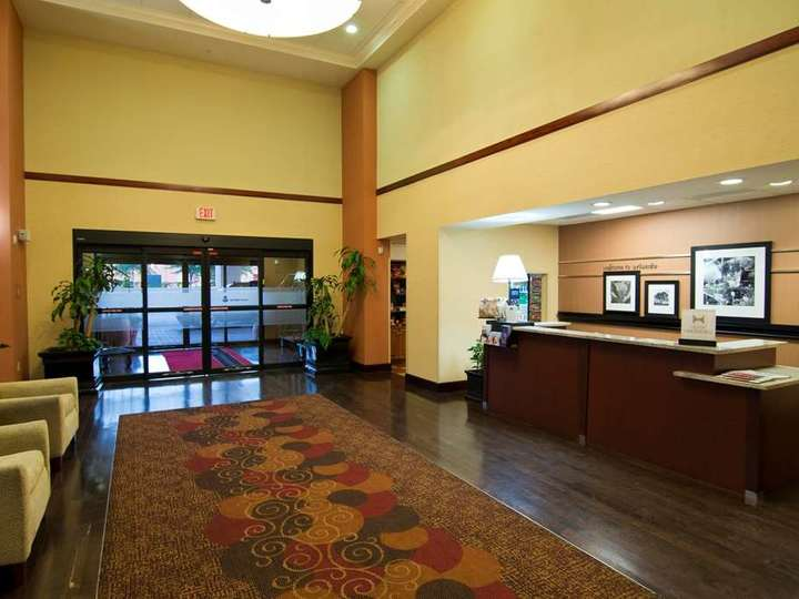 Hampton Inn   Suites Orlando International Drive North FL