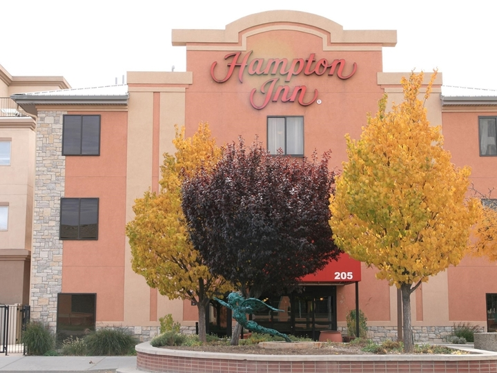 Hampton Inn Grand Junction Downtown Historic Main Street