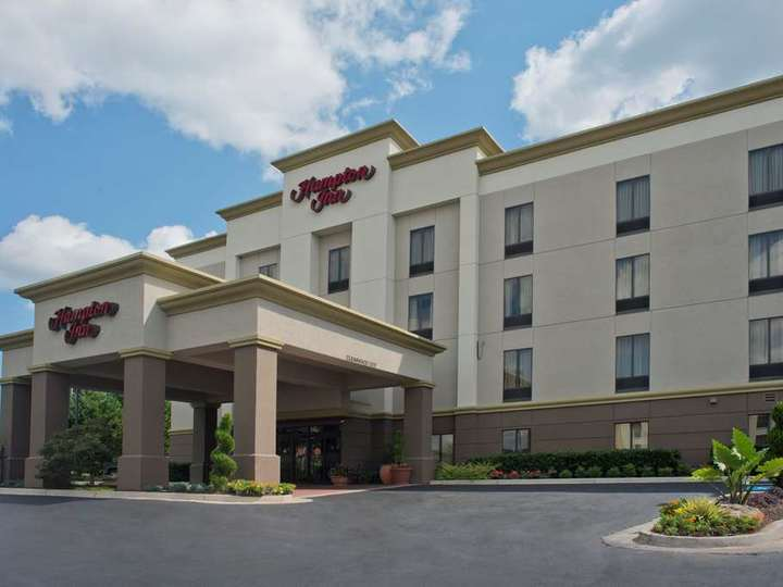 Hampton Inn Cumming GA