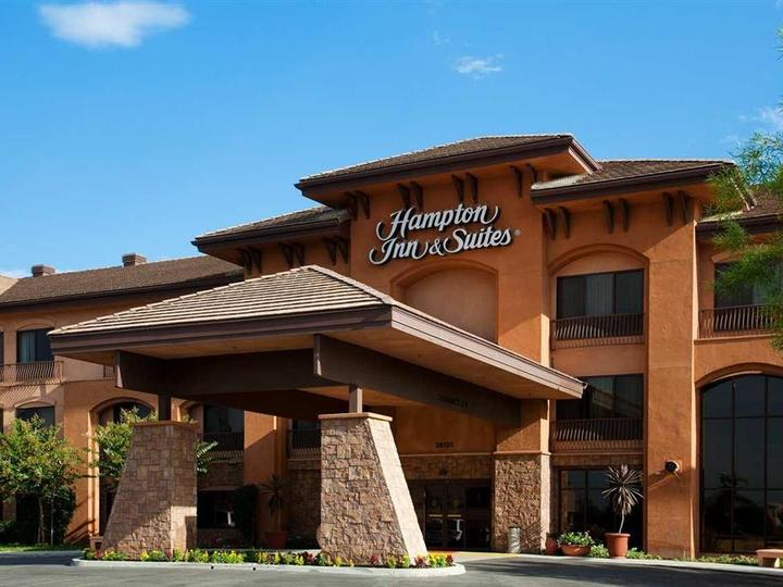 Hampton Inn   Suites Temecula