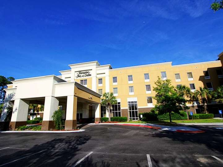 Hampton Inn   Suites Bluffton Sun City