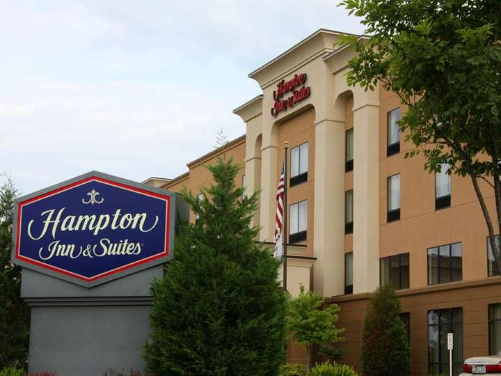 Hampton Inn   Suites Paducah