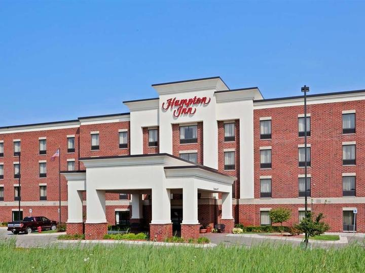 Hampton Inn Detroit Utica Shelby Township MI