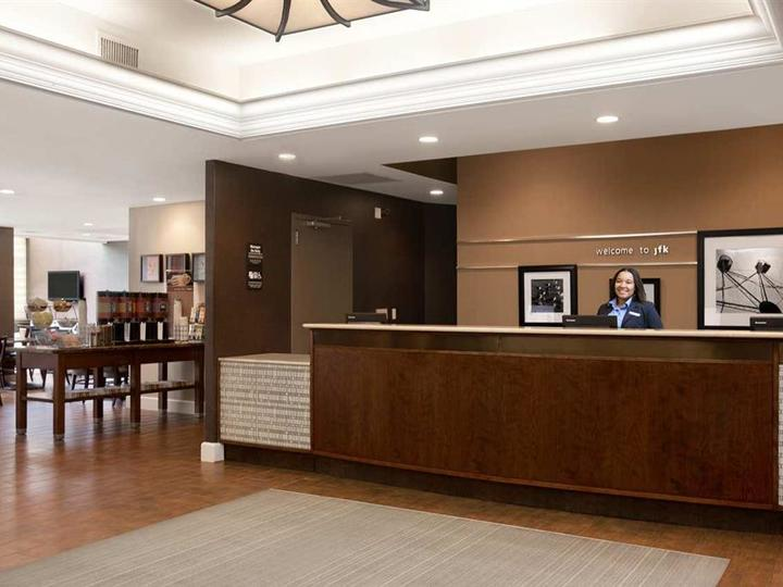 Hampton Inn NY JFK Jamaica Queens