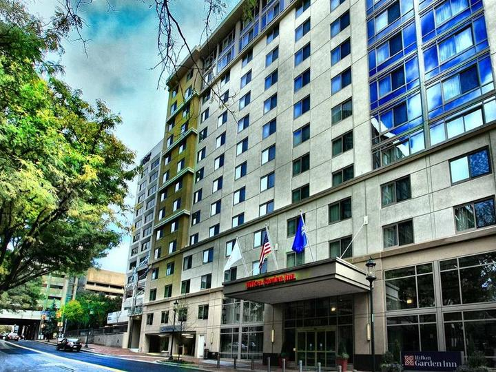 Hilton Garden Inn Washington DC Bethesda