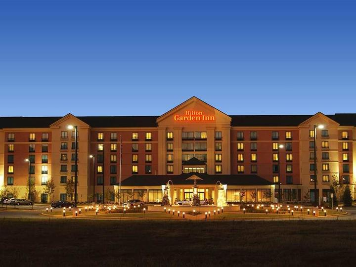 Hilton Garden Inn Atlanta Airport Millenium Center