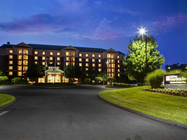 Hilton Garden Inn Hartford North Bradley International AP