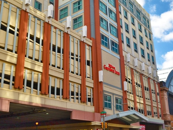 Hilton Garden Inn Philadelphia Center City