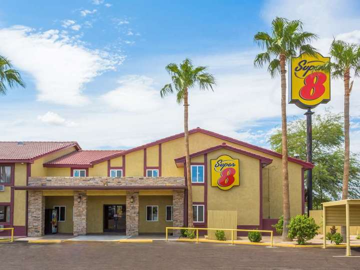 Super 8 Goodyear Phoenix Area