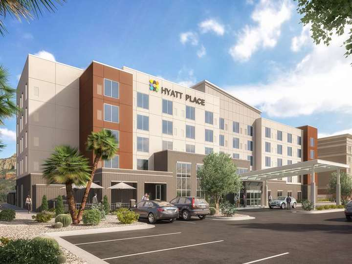 Hyatt Place St George Convention Center