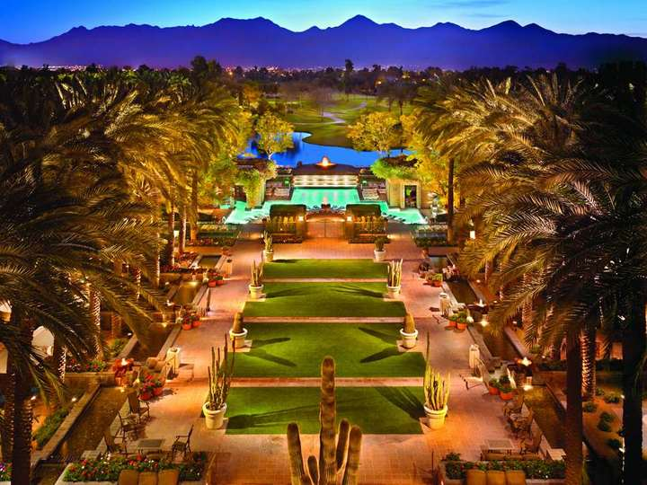 Hyatt Regency Scottsdale Rst and Spa at Gainey Ranch