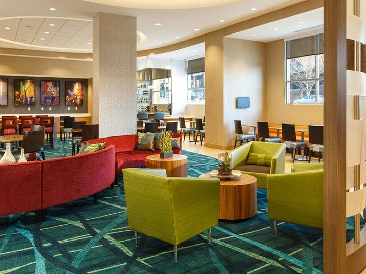 SpringHill Suites Nashville Vanderbilt West End