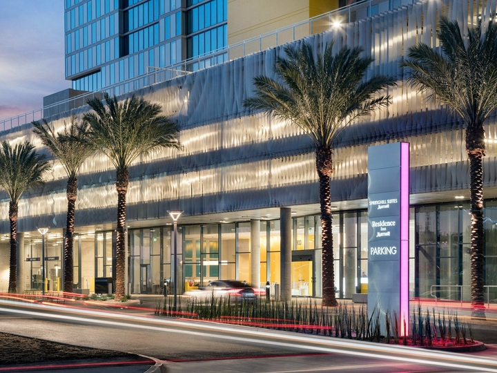 SpringHill Suites San Diego Downtown Bayfront