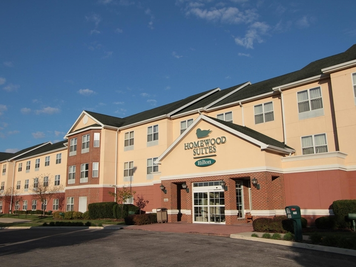 Homewood Suites by Hilton Indpls Airport   Plainfield IN