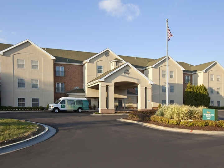 Homewood Suites Kansas City Airport