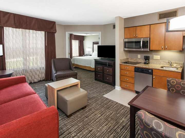 Homewood Suites by Hilton Indianapolis Keystone Crossing