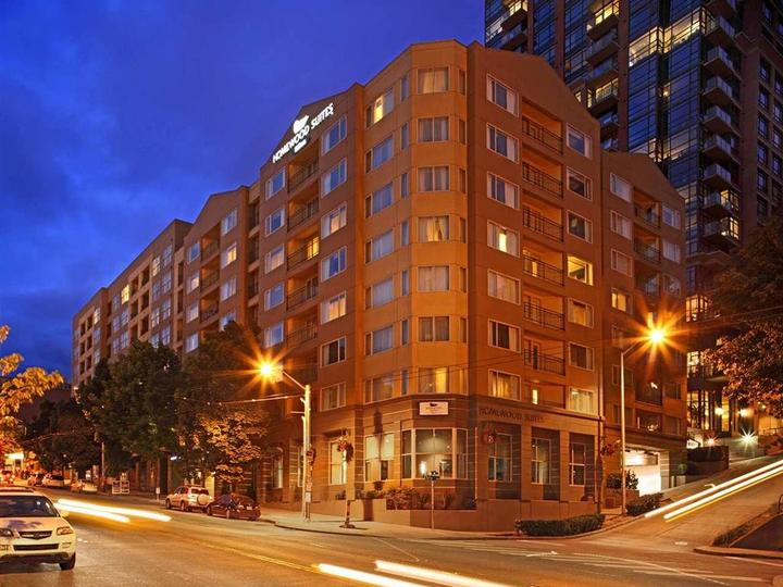 Homewood Suites by Hilton Seattle Conv Ctr Pike Street