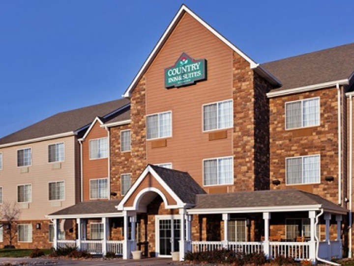 Country Inn and Suites By Carlson  Omaha Airport  IA