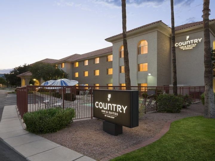 Country Inn And Suites By Carlson Phoenix Airport AZ
