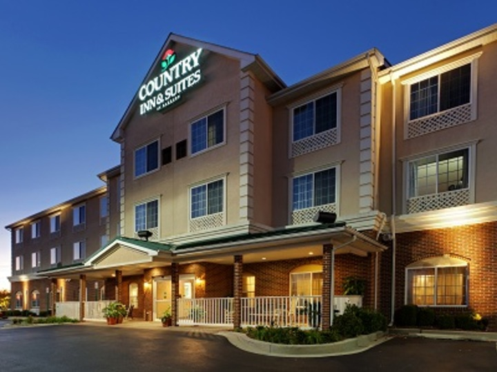 Country Inn and Suites By Carlson  Bel Air Aberdeen  MD