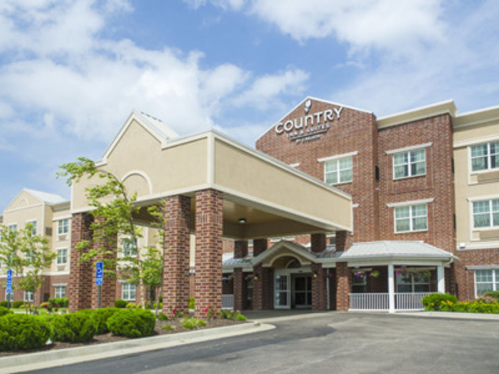 Country Inn and Suites By Carlson  Kansas City at Village West  KS