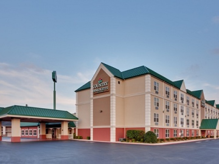 Country Inn and Suites By Carlson  Clarksville  TN