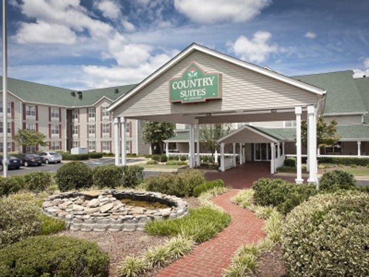 Country Inn and Suites By Carlson  Chattanooga at Hamilton Place Mall  TN