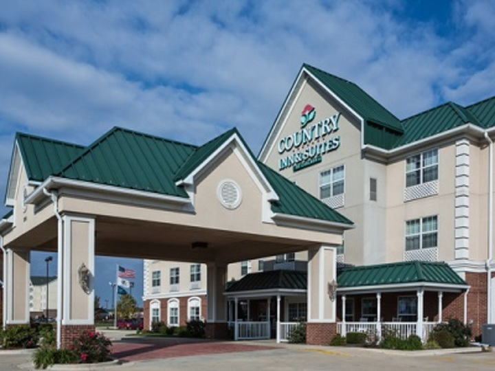 Country Inn and Suites By Carlson  Effingham  IL
