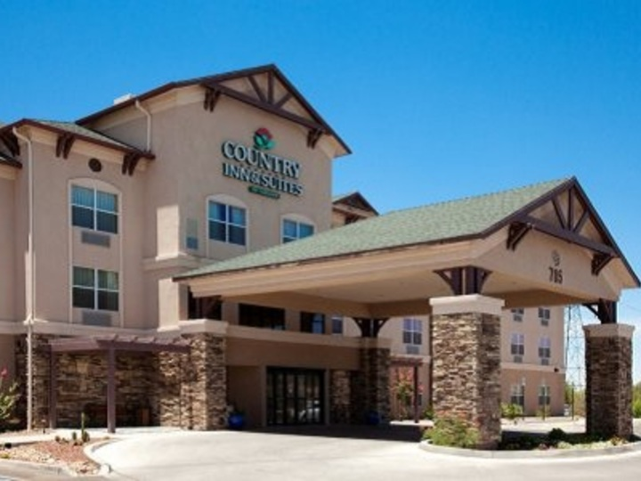 Country Inn and Suites By Carlson  Tucson City Center  AZ