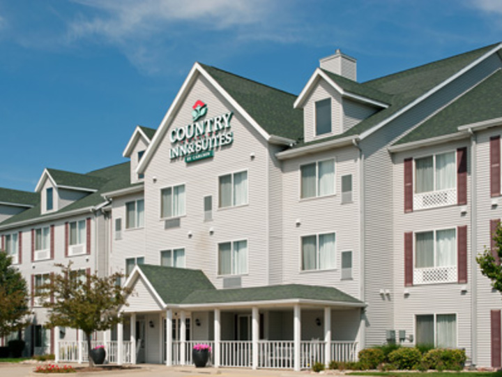 Country Inn and Suites By Carlson  Bloomington Normal Airport  IL