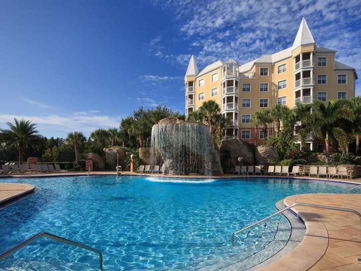 Hilton Grand Vacations at SeaWorld
