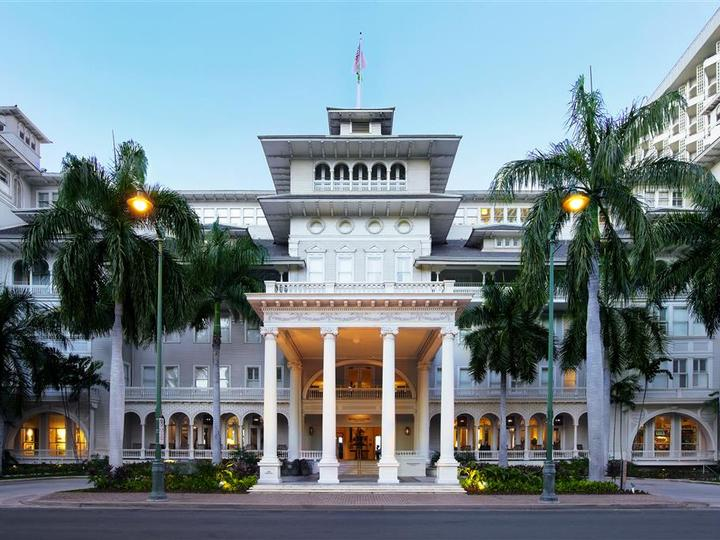 Moana Surfrider  A Westin Resort and Spa  Waikiki Beach