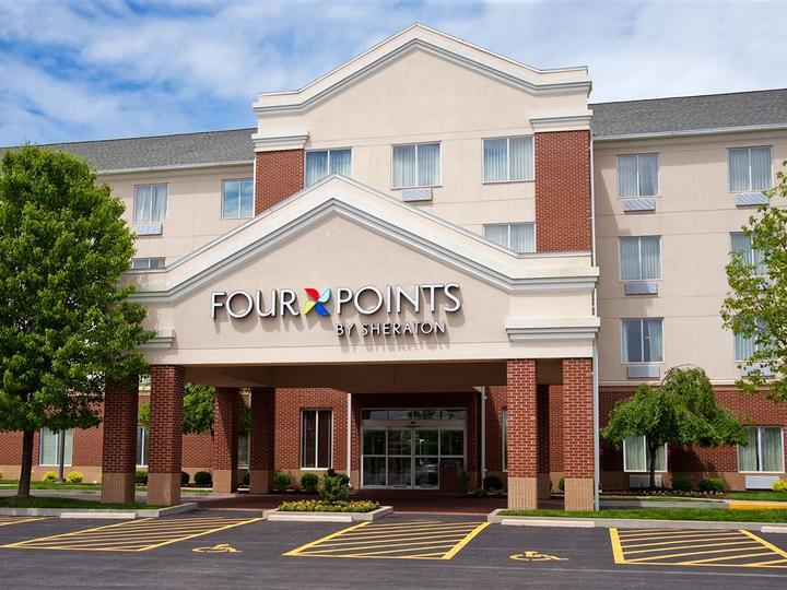 Four Points by Sheraton St  Louis   Fairview Heights