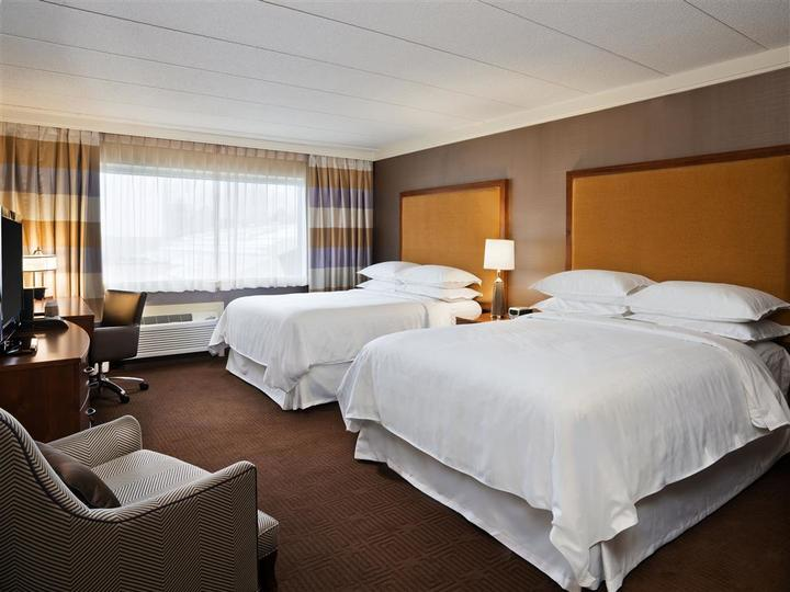 Sheraton At The Falls Hotel  Niagara Falls  NY