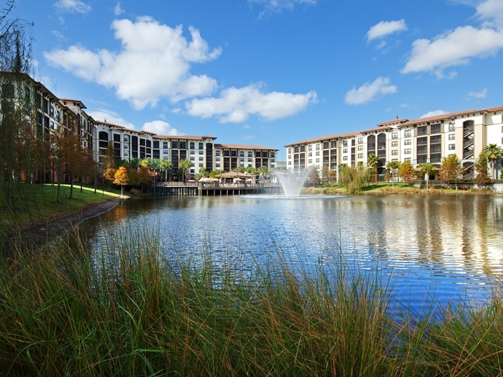 Sheraton Vistana Villages Resort Villas  I Drive Orlando