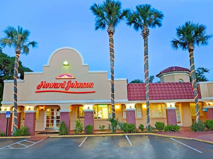 Howard Johnson Inn   Historic St  Augustine FL
