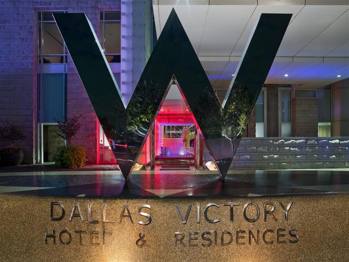 W Dallas Victory Hotel and Residences