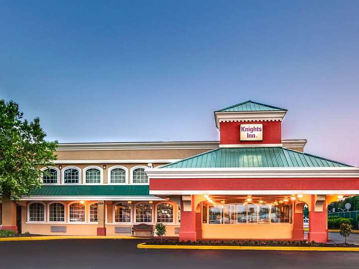 Knights Inn Mount Laurel