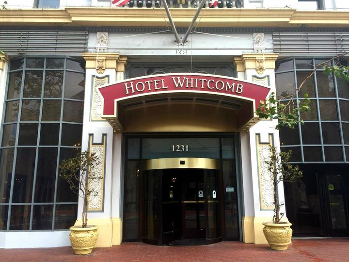 Hotel Whitcomb Historic Hotels of America