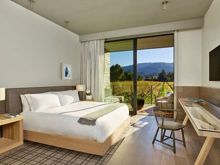 Las Alcobas  a Luxury Collection Hotel  Napa Valley