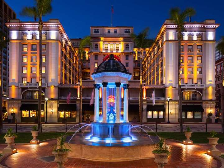 The US Grant Luxury Collection Hotel  San Diego