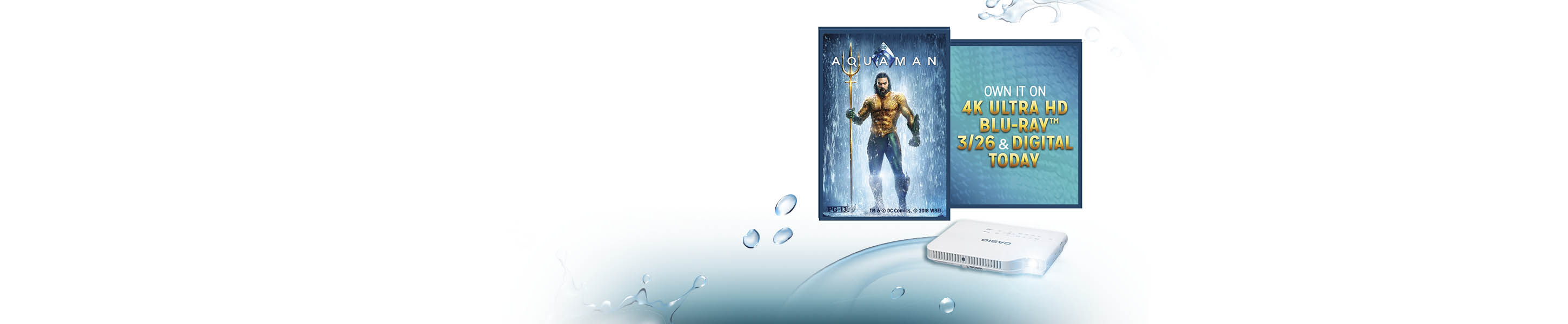 Aquaman Contest