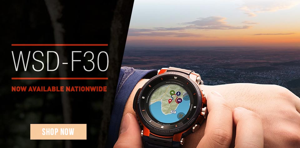 WSD-F30 now available nationwide