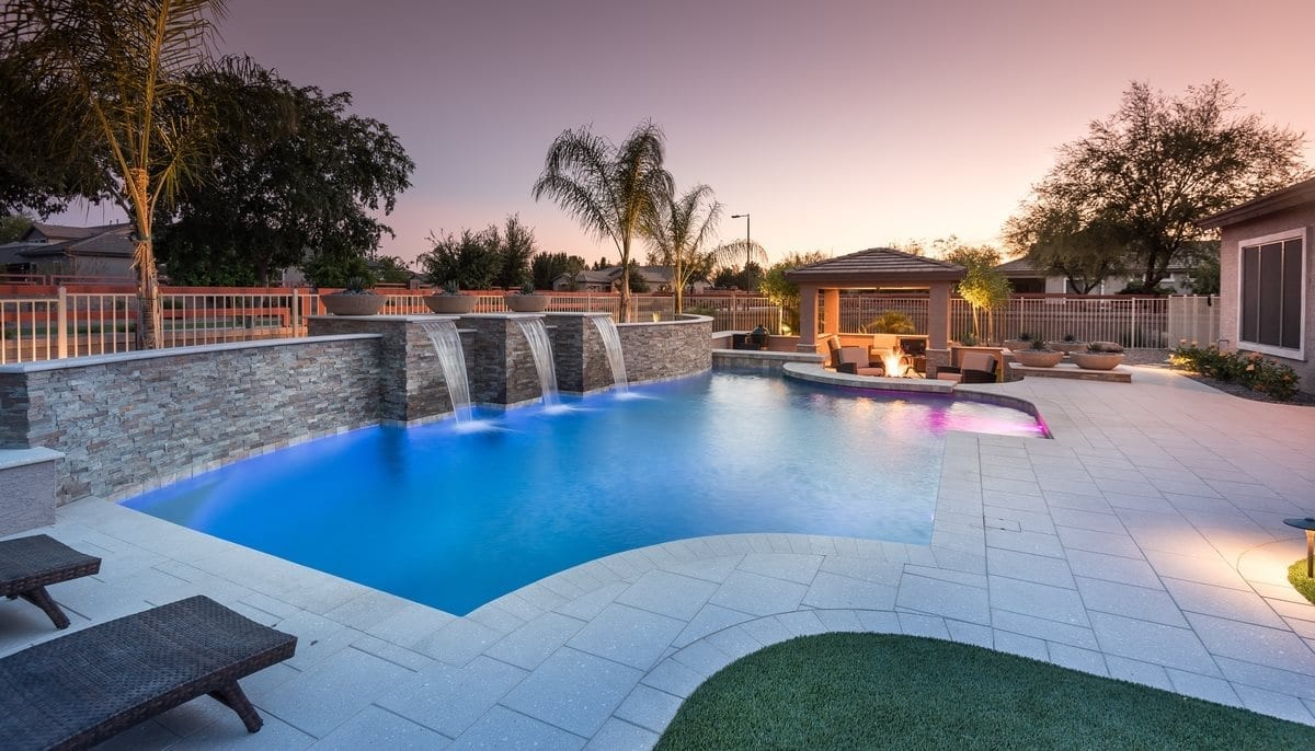 California Pools & Landscape | 8 Fun Water Features Pool ...