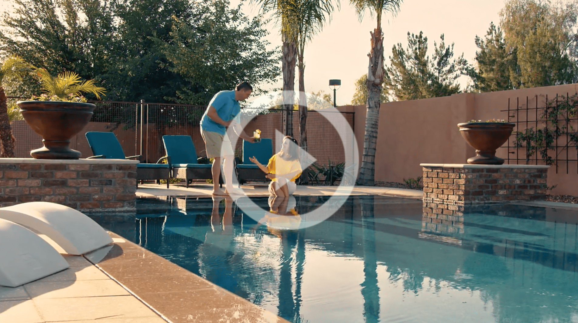 chandler swimming pool video cover