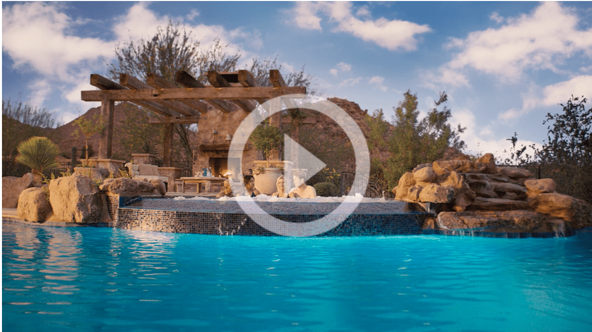 scottsdale swimming pool video cover