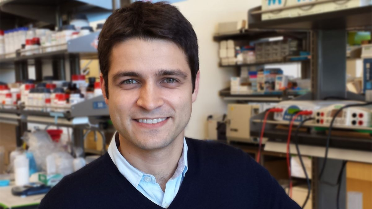 Heritage Medical Research Institute Investigator Mikhail Shapiro
