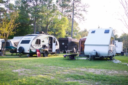 Campgrounds In Texas